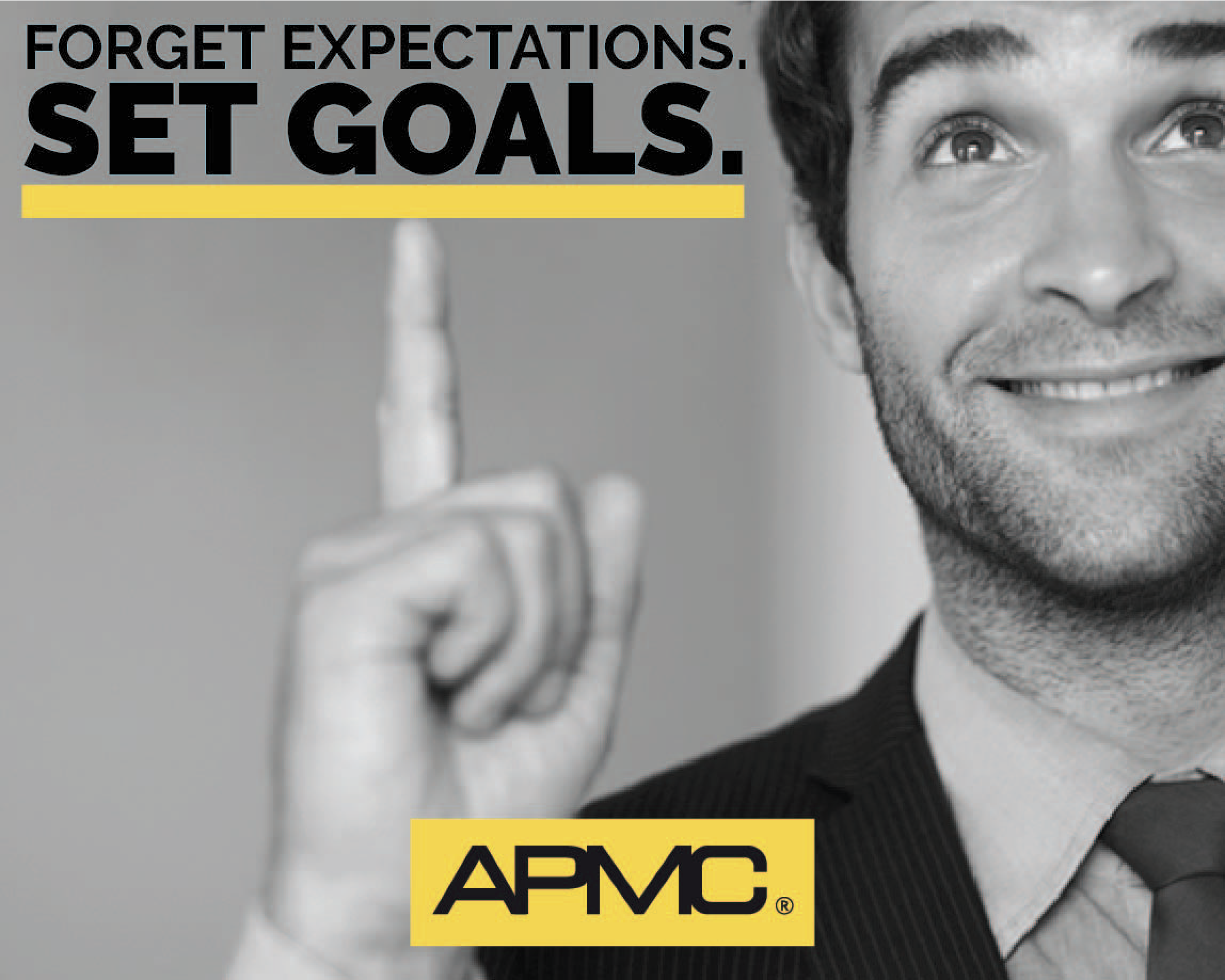 Forget Expectations – Set Goals.