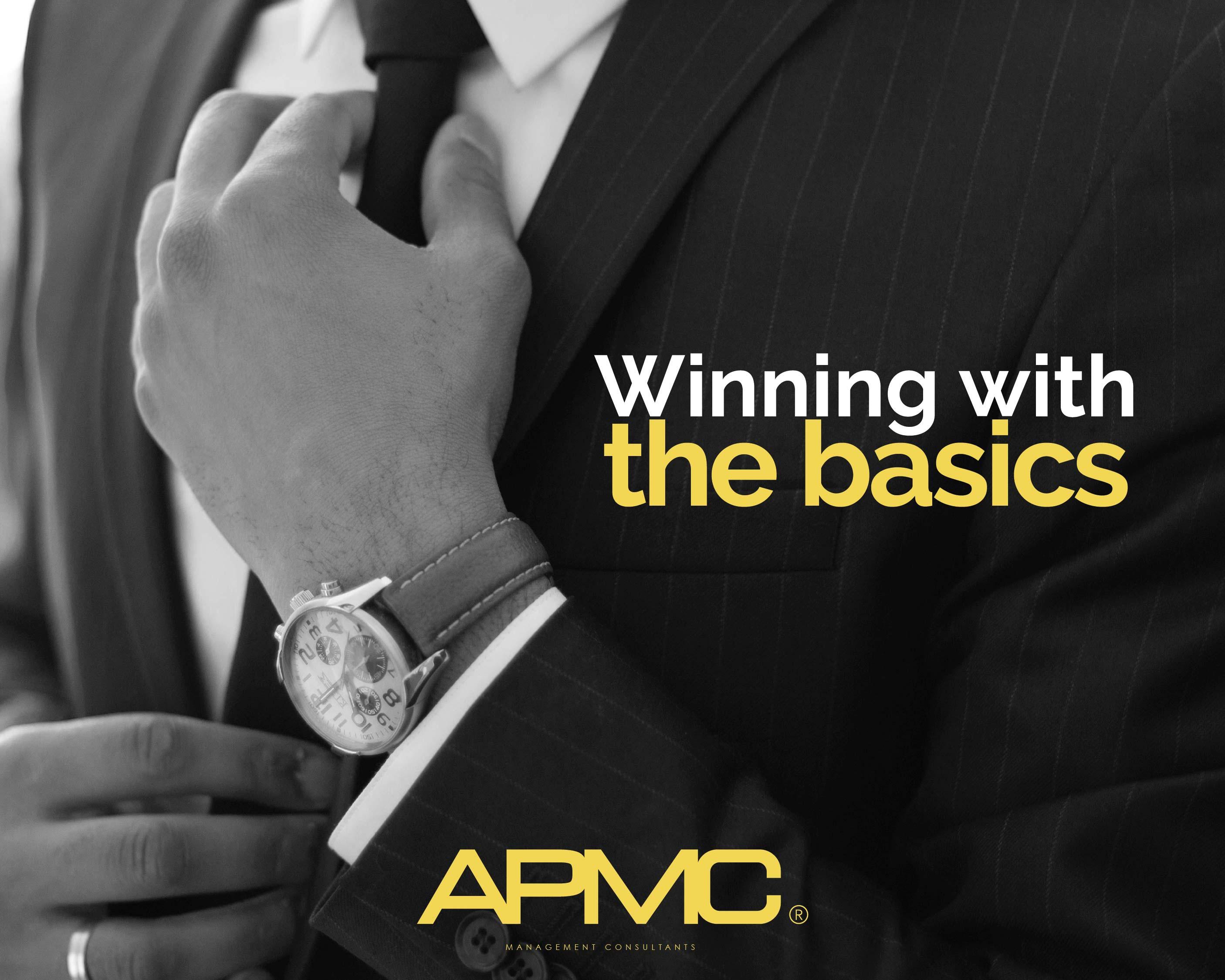 Winning With The Basics
